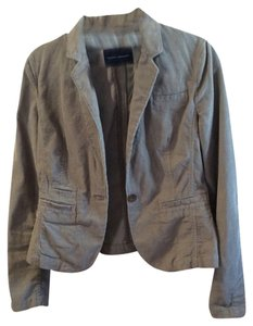 Banana Republic Courduroy Green Blazer