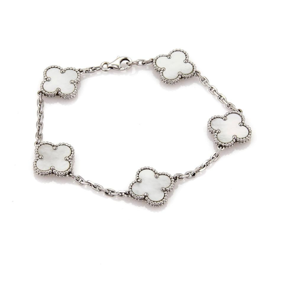 van new charms bracelet form a arpels cleef perfect and alhambra vintage pin watch harmony