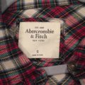 Abercrombie & Fitch Button Down Shirt red Image 3