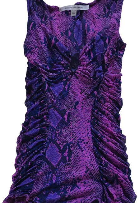 Item - Purple and Black Top