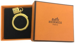 Herms Hermes Gold-plated ring
