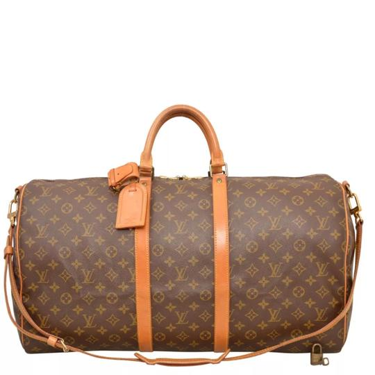 Preload https://img-static.tradesy.com/item/22722511/louis-vuitton-duffle-keepall-60-bandouliere-boston-with-strap-monogram-canvas-weekendtravel-bag-0-21-540-540.jpg