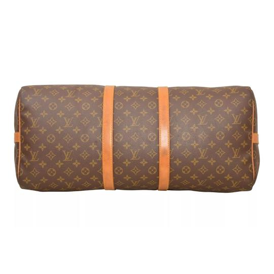 Louis Vuitton monogram canvas Travel Bag Image 4