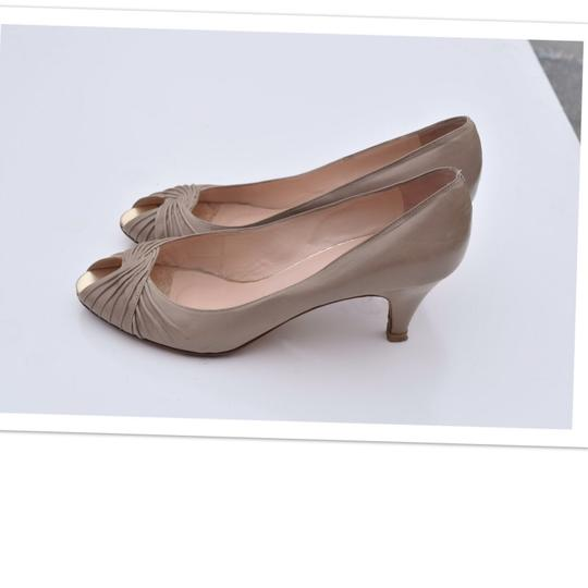 Loeffler Randall cream-light gray Pumps Image 1