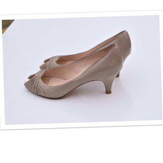 Loeffler Randall cream-light gray Pumps Image 4