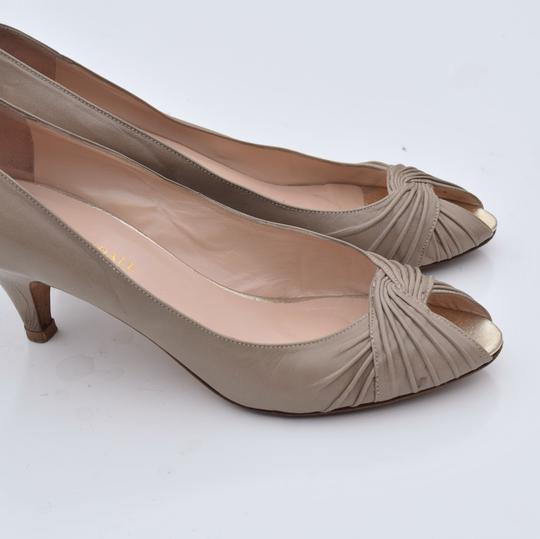 Loeffler Randall cream-light gray Pumps Image 8
