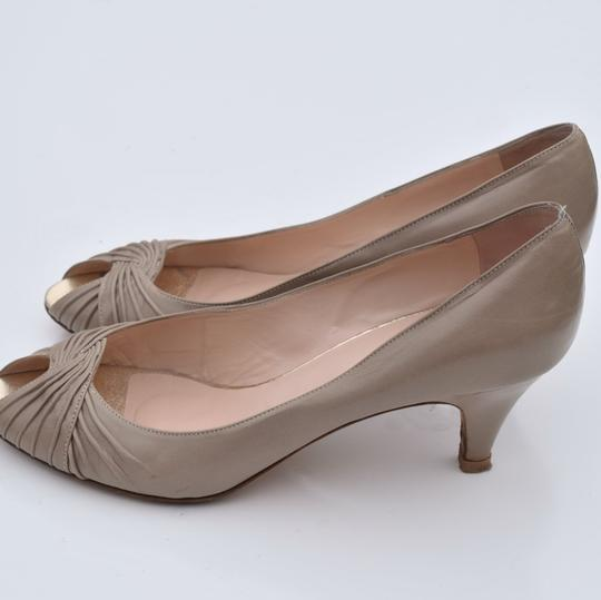 Loeffler Randall cream-light gray Pumps Image 9