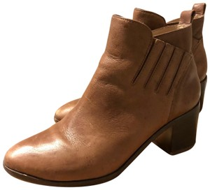 Charlotte Stone Brown Boots