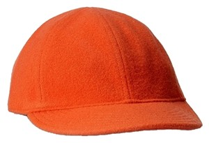 Kate Spade Kate Spade Saturday Women's Felted Wool Baseball Cap, Flame