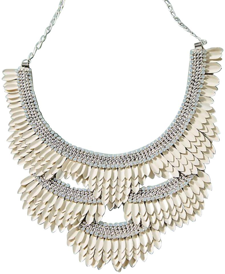necklace the wholesale in beaded b statement loop blu necklaces zenzii bib