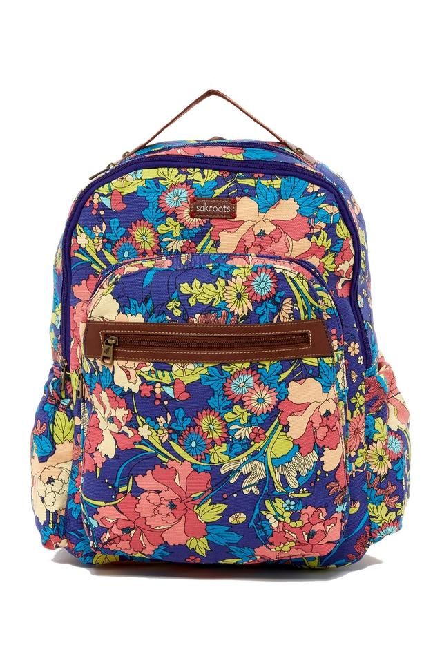 c1cd0153c Sakroots Multi Floral Backpack - Tradesy