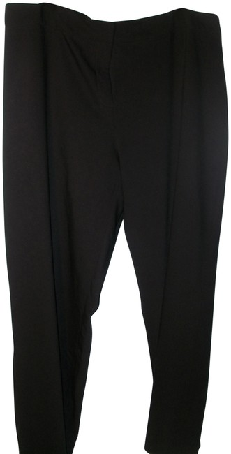 Eileen Fisher Brown Pants Size 16 (XL, Plus 0x) Eileen Fisher Brown Pants Size 16 (XL, Plus 0x) Image 1