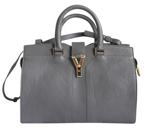 Saint Laurent Satchel in gray