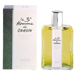 Caron LE 3' HOMME DE CARON BY CARON-EDT-125 ML-MADE IN FRANCE