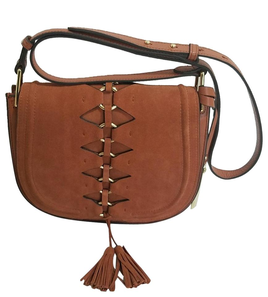 Vince Camuto Leather Cross Body Bag