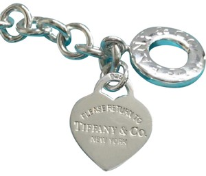 Tiffany & Co. GORGEOUS!! Tiffany & Co. Return to Tiffany Heart Toggle Necklace