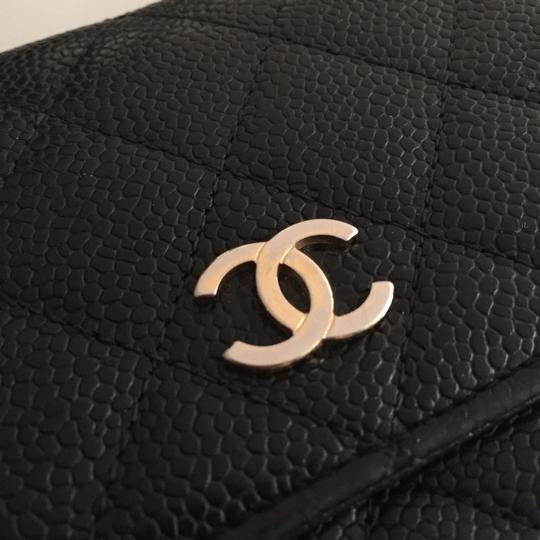 Chanel Chanel Classic Caviar Wallet