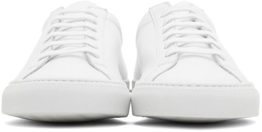 Common Projects Sneakers Archilles Sneakers White Athletic Image 3
