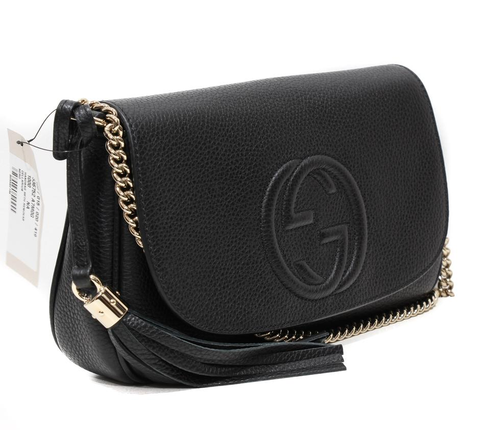 9cd04852337635 Gucci Disco Soho Shoulder 336752 Handbag Cross Body Bag Image 0 ...