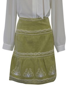 MARGARET GODFREY Skirt GREEN
