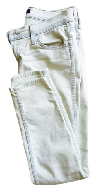 Item - Mint Light Wash Nirvana Capri Skinny Jeans Size 28 (4, S)