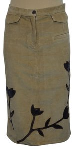 ANDREA ROSATI MOVE Skirt BROWN