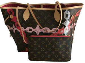 Louis Vuitton Tote in Monogram Bay Nautical Limited Edition Palm Springs