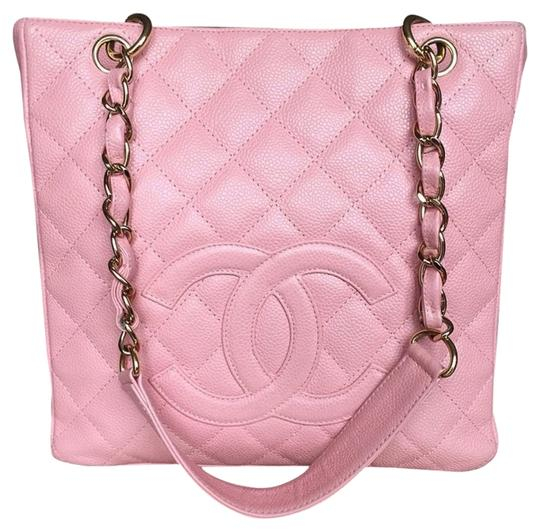Preload https://img-static.tradesy.com/item/2272759/chanel-pst-petite-shopping-tote-bag-pink-2272759-0-0-540-540.jpg