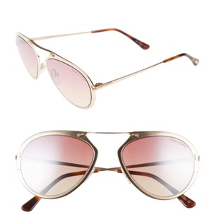 38eb0172f9 Gold Tom Ford Sunglasses - Up to 70% off at Tradesy (Page 3)