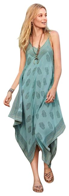 Item - Mist Green Water Nymph (Item No. 75752 Rn 106205) Mid-length Night Out Dress Size 2 (XS)