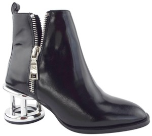 Jeffrey Campbell Boone Cage Boone Cage Black Boots