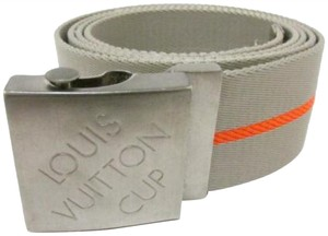 Louis Vuitton Rare Vuitton Cup Adjustable Belt 220076