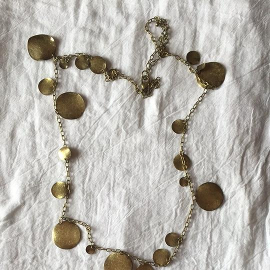 Other Lot Of Gold Colored Necklaces