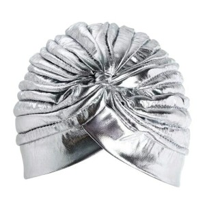 Unbranded Silver turban (brand new)