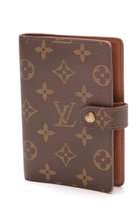 Louis Vuitton Louis Vuitton Agenda PM - Monogram