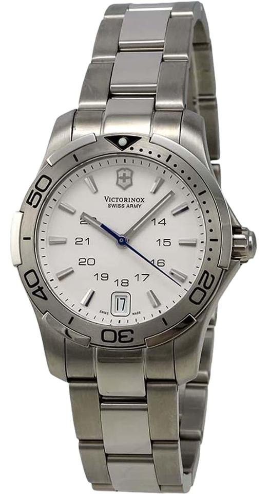 4c0f2770d3 Victorinox Victorinox Swiss Army 241306 Wrist Watch for Women and Men Image  0 ...