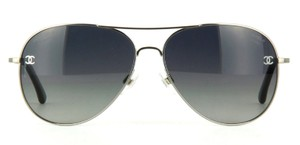 Chanel CHANEL 4189TQ C124S8 Polarised Sunglasses