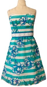 Lilly Pulitzer short dress aqua on Tradesy