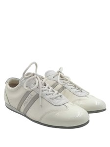 Prada Sneakers Leather White Athletic
