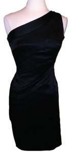 JAX Cocktail Black Size 4 One Dress