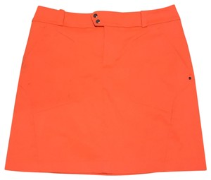 RLX Ralph Lauren Skirt Orange