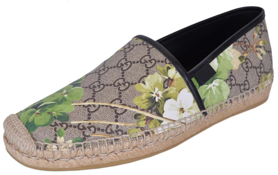 b2866226f Gucci Multicolor New Men's 407308 Gg Supreme Canvas Blooms ...