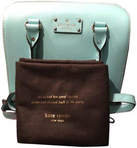 Kate Spade Turqoise Cross Body Bag