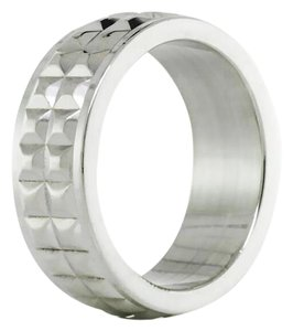 Tiffany & Co. Silver Moderne Ring Band (18450)
