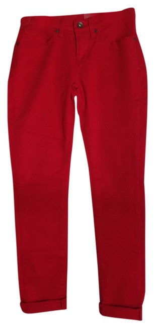 Preload https://item3.tradesy.com/images/red-skinny-jeans-size-27-4-s-2273257-0-0.jpg?width=400&height=650