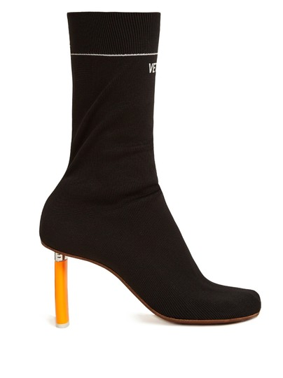 vetements black Boots Image 0