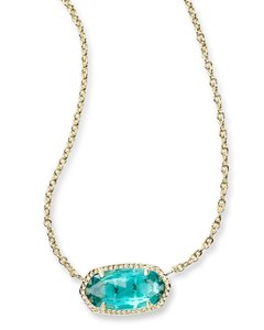 Kendra Scott Brand New Kendra Scott Elisa Necklace in London Blue