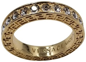 Versace Swarovski Clear Crystals & Greek Keys IT0917067