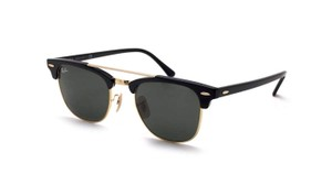 """Ray-Ban Ray Ban Clubmaster Double Bridge - RB 3816 901 """"FREE 3 DAY SHIPPING"""""""