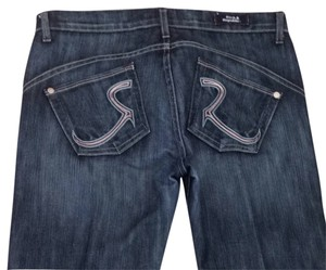 Rock & Republic Straight Leg Jeans-Light Wash
